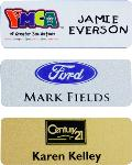 Full Color Printed Name Badges